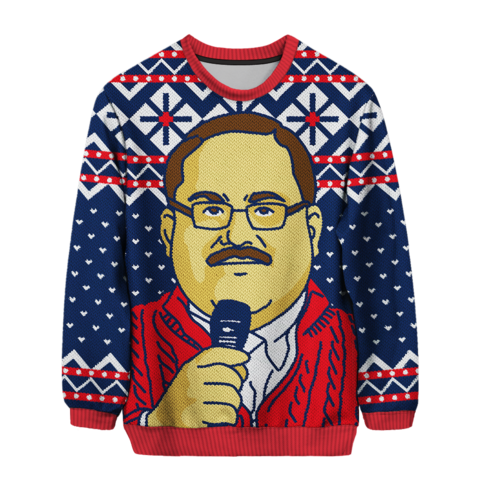 The Ugly Christmas Sweater goes off the chart at Holidayfury.com ...